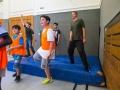 Spiel und Spa· beim Teamsport