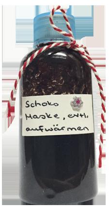 Schokomaske