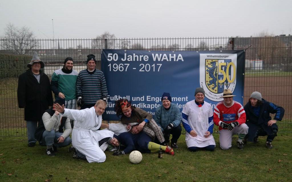Pyjama Neujahrkick WAHA 2017 0