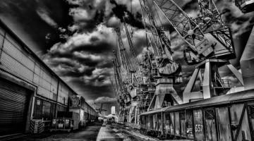 Das Hafenmuseum - Foto@Peter Pforr - www.alt-wilhelmsburg.de