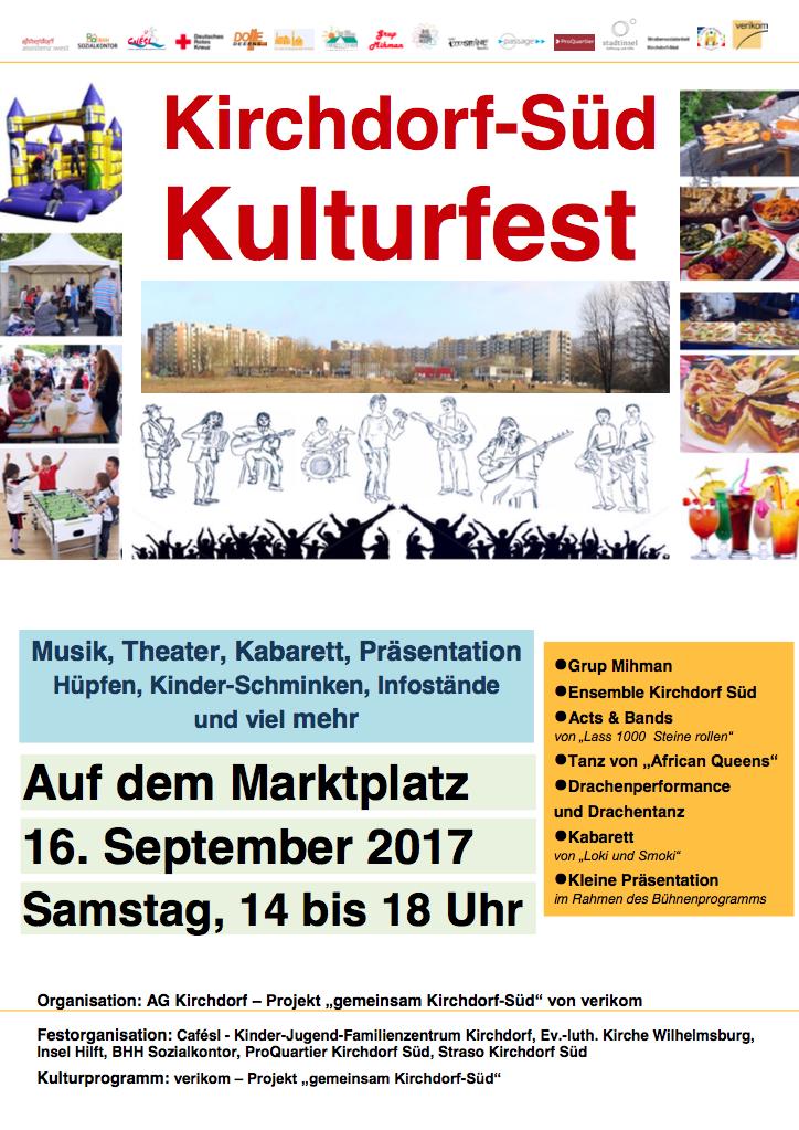Plakat-Kulturfest