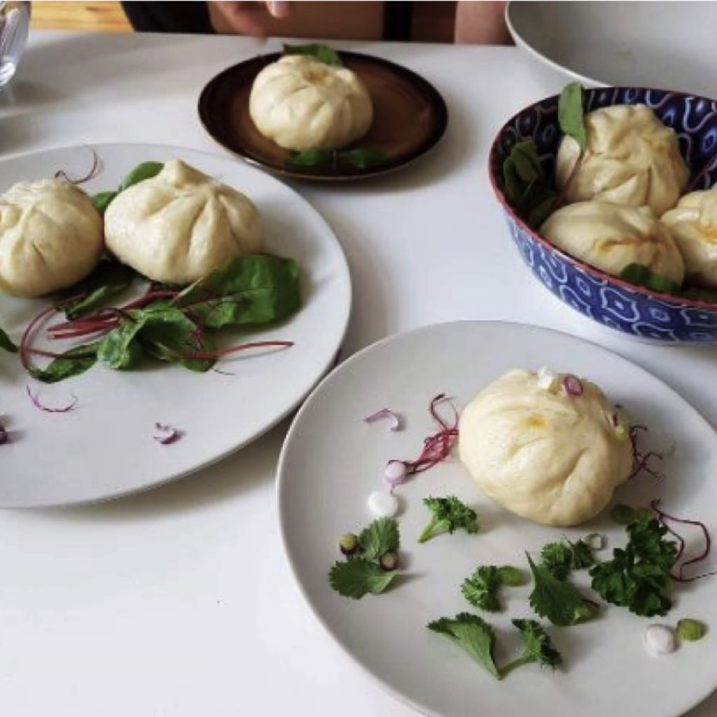 Buuz – Mongolian Dumplings