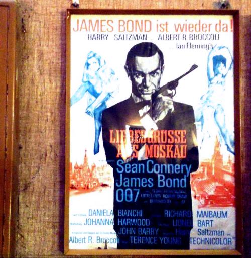 Connery Bond