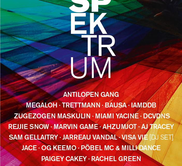 Spektrum_Plakat