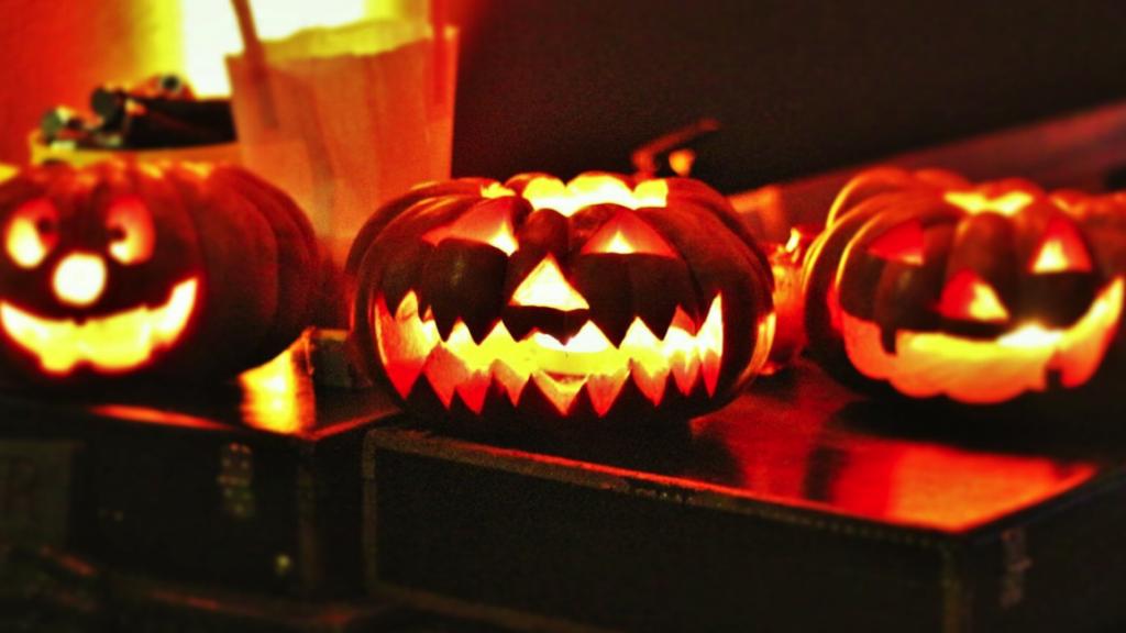 Halloween Ballinstadt