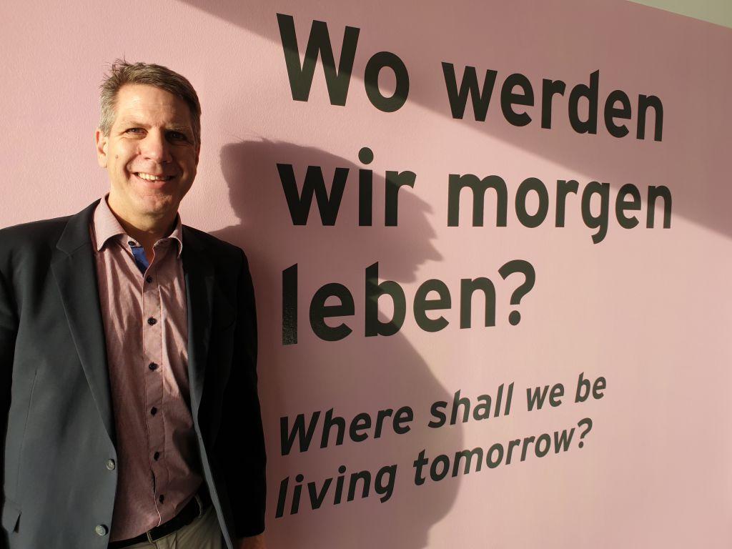 IBA Hamburg Sprecher Arne von Maydell stillte meine Neugierde.